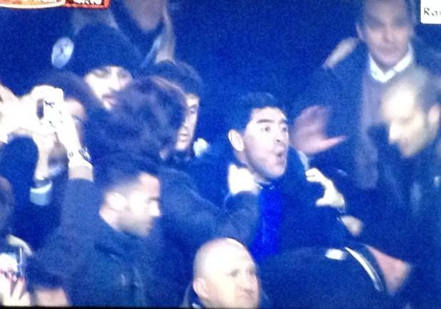 """Pisani: """"L'energia di Maradona anche in campo, Diego si è commosso"""""""