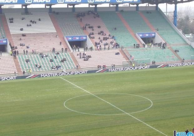 FOTO – Invasione azzurra a Reggio Emilia, al Mapei Stadium si parla napoletano