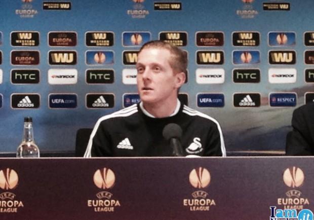 """Lo Swansea fa il modesto con Monk: """"Un onore affrontare Benitez. Per noi una grande occasione"""""""