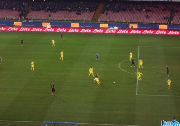 FOTO – Napoli-Roma 3-0: c'è spazio anche per il debutto di Henrique