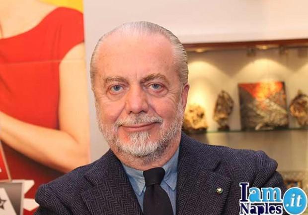"""RILEGGI IL LIVE – De Laurentiis: """"L'anno prossimo mi auguro di lottare per lo scudetto"""""""