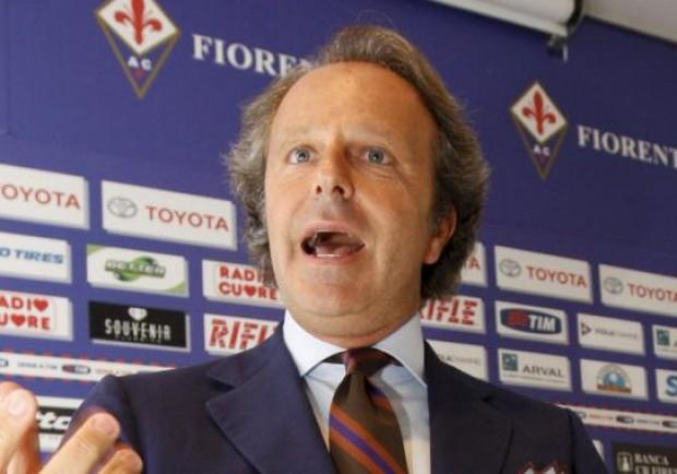 Fiorentina, dura presa di posizione del club viola nei confronti di Mirabelli