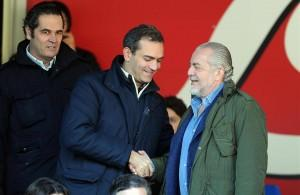 """De Laurentiis sullo stadio: """"Non c'è dialogo con il sindaco, investiti male i soldi delle Universiadi"""""""