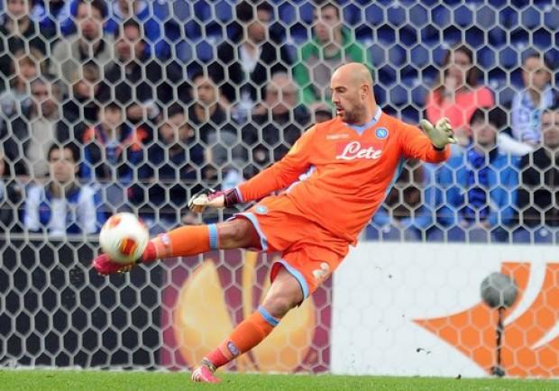 """Auriemma: """"Il Napoli ha trovato l'accordo con Reina, adesso bisogna trattare col Liverpool"""""""