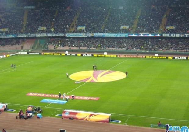 Napoli-Sparta: da giovedì biglietti in vendita. La società fa la sua scelta: prezzi popolari