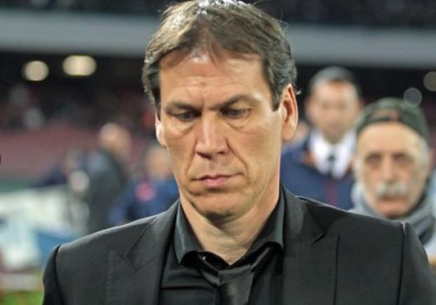 """Garcia: """"Siamo stati sfortunati, a volte nel calcio non vince il più forte. Non ha giocato Destro perchè…"""""""
