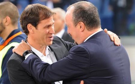 A lezione da Rafa. Quando Garcia studiava il Valencia di Benitez. Domani ennesima sfida tra allievo e maestro