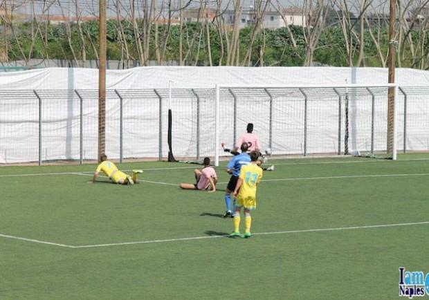 FOTO – Primavera, Napoli-Palermo 2-2:  Le immagini dei gol