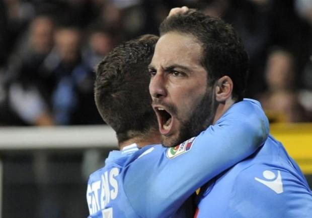 Dall'Inghilterra – Il Manchester City pensa a Higuain per rimpiazzare il partente Sergio Aguero