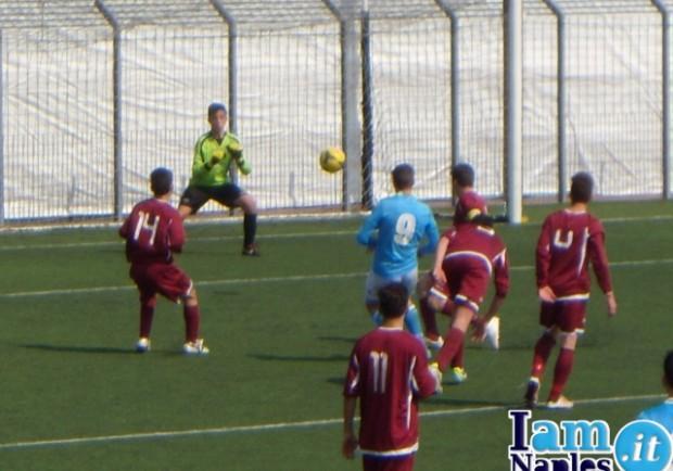PHOTOGALLERY – Giovanissimi Nazionali, Napoli-Trapani 2-0. Ecco gli scatti di Iamnaples.it