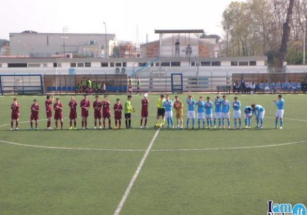 RILEGGI IL LIVE – Giovanissimi Nazionali: Napoli-Trapani 2-0 (2′ Mentana, 15′ Passeri). Azzurri primi in classifica