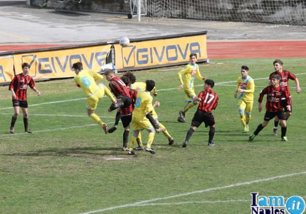 PHOTOGALLERY – Giovanissimi Nazionali, Nocerina-Napoli 0-1: gli scatti di IamNaples.it