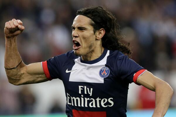 Cavani Manchester United want £50m Edinson Cavani as Robin van Persies replacement [Mail on Sunday]