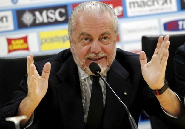 Moviola in campo, anche De Laurentiis esulta per la decisione della Fifa