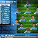 GRAFICO –  Udinese-Napoli, un solo dubbio per Benitez: Pandev o Zapata?