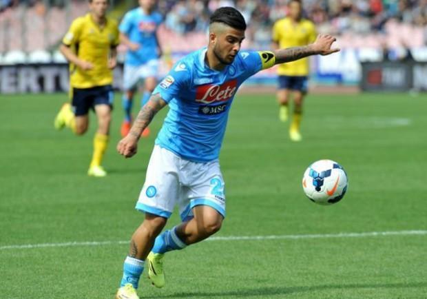 Arsenal e Borussia Dortmund su Insigne, ma il Napoli non lo cede