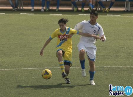 ESCLUSIVA – Il Napoli sfoltisce l'organico degli Allievi Nazionali: tre calciatori in prestito