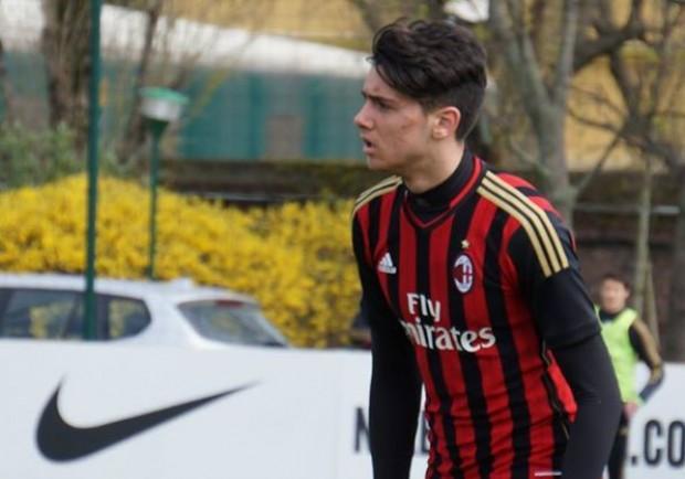 Chiasso-Milan 0-5: esordio per Curto, difensore napoletano soffiato al Napoli dai rossoneri