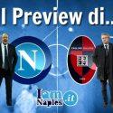 Napoli-Cagliari, le formazioni: ampio turnover per Benitez, Pulga vuole fare il guastafeste