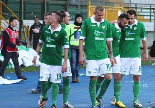 Varese-Avellino 1 a 1. I lupi rallentano la propria corsa verso i playoff