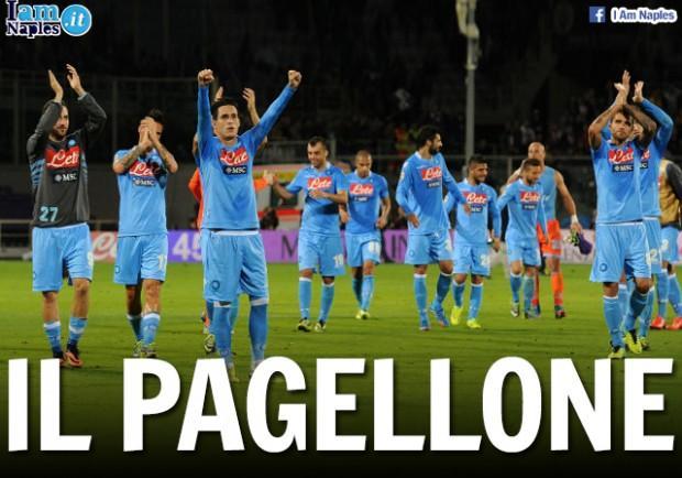 SSC Napoli 13/14, il pagellone: attacco da favola, mediana da rivedere, difesa a due facce