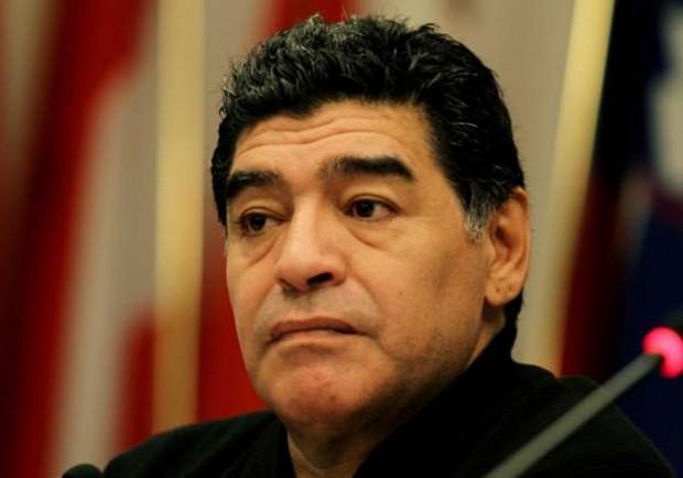 Ansa – Maradona vuole la presidenza della Fifa