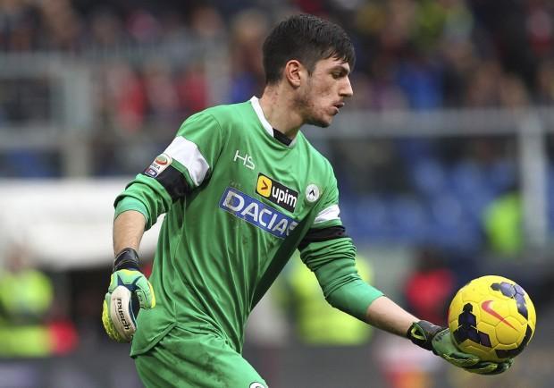 """Udinese, Scuffet: """"Abbiamo messo in difficoltà il Napoli, Insigne molto forte tecnicamente"""""""