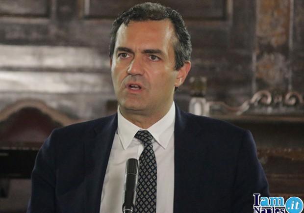 """De Magistris: """"Sarebbe una bella idea candidare Napoli ed il Mezzogiorno per le Olimpiadi del 2028"""""""