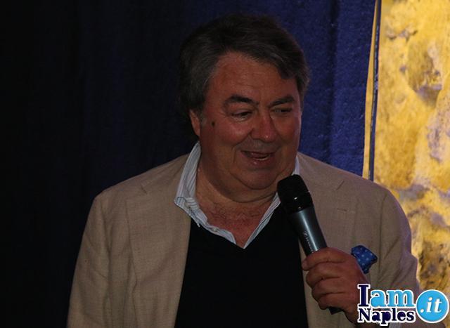 Antonio Corbo, collega di Repubblica