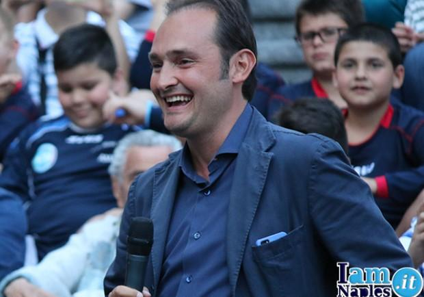 """Sky, Di Marzio: """"Il Napoli ha un'opzione su Kessie, la rosa è ampia e competitiva sia in Italia che in Europa"""""""