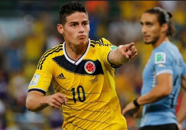 """Asprilla: """"James può fare le fortune del Napoli. E' un grandissimo calciatore"""""""