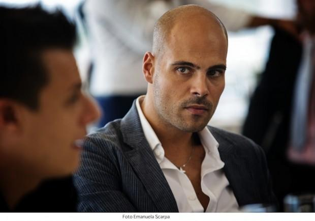 """Gomorra-La Serie, Marco D'Amore: """"Higuain ha dato tanto, poteva andar via in modo diverso. Ora fiducia in Sarri e Milik"""""""
