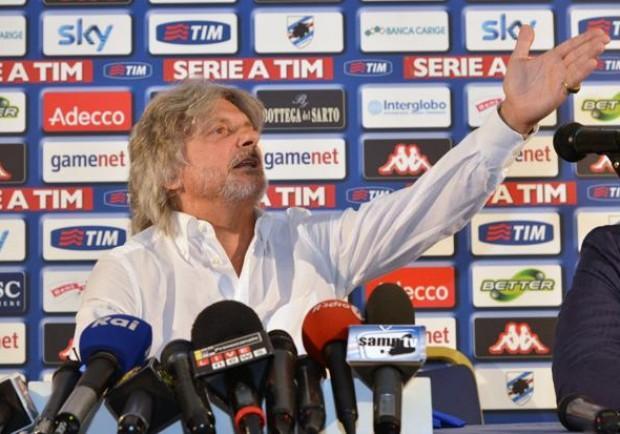 """Massimo Ferrero: """"Gabbiadini regalo di De Laurentiis a Napoli. Napoli grande squadra, ma per il secondo posto…"""""""