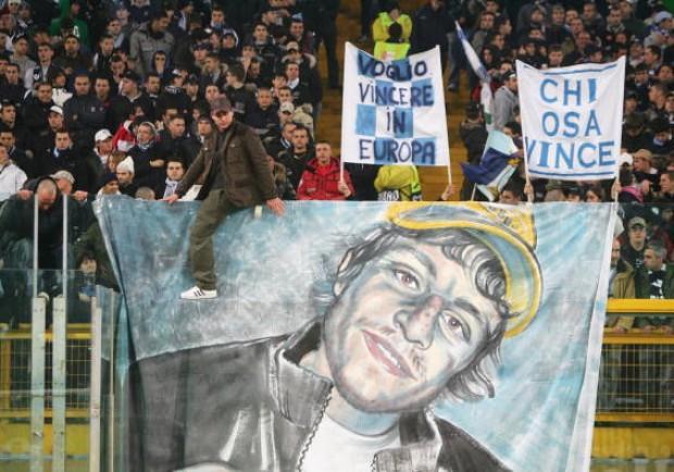 ANSA – Totti e Peruzzi incontrano la famiglia Sandri alla vigilia del derby