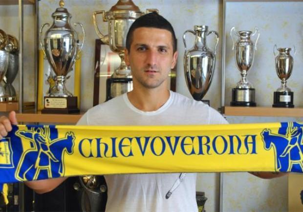 Chievo, l'ex Napoli Gamberini rinnova con gli scaligeri
