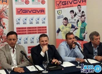 CdM – Napoli Basket, nuovi soci risolvono la crisi del club: decisiva la collaborazione di Givova