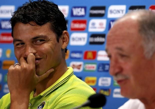 """Psg, Thiago Silva: """"Mi sarebbe piaciuto giocare a Barcellona, ma poi avrei dovuto guadagnare di meno…"""""""