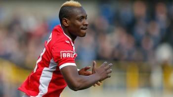 """Mpoku apre alla Bundesliga: """"Mi piace lo Schalke 04 ma al momento non c'è nulla"""""""