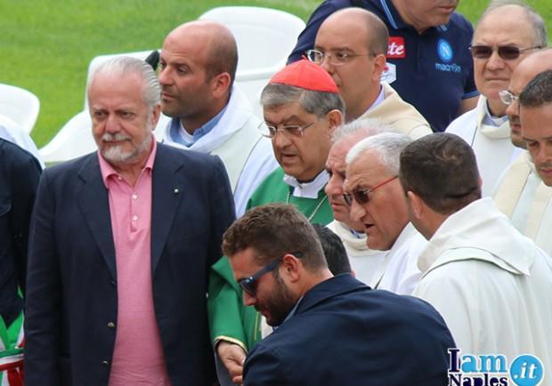 La SSC Napoli alle finali del Progetto Tutoring del Cardinale Sepe
