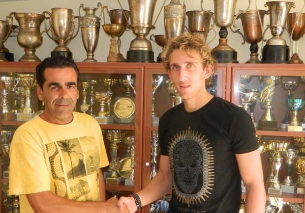 UFFICIALE: scaduto il prestito all'Ergotelis, Fideleff torna al Napoli