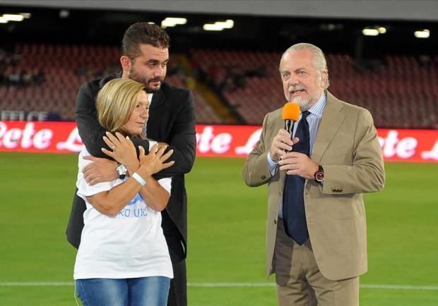 """TWEET – De Laurentiis: """"Ciro sempre con noi"""""""