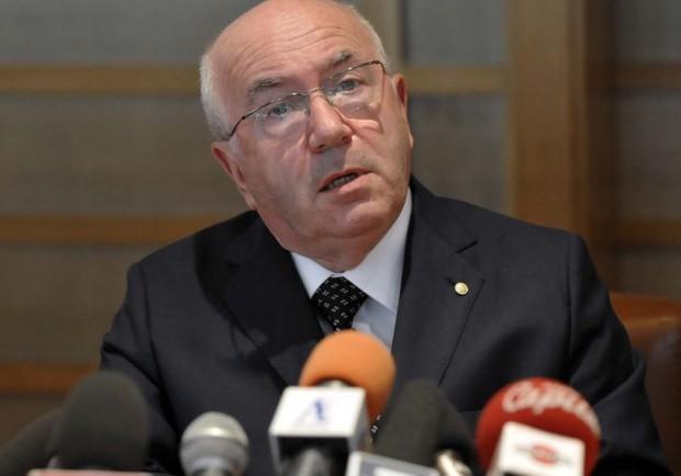 """Tavecchio: """"Il 10 gennaio può essere la data per il candidato della Lega Serie A"""""""