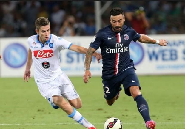 Psg, Lavezzi via per fare cassa. Sul calciatore argentino Inter, Tottenham e Napoli ma il calciatore..