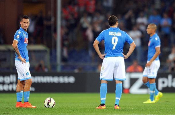 Serie A/Genoa-Napoli