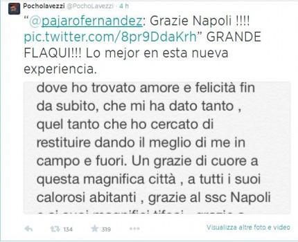 tweet lavezzi