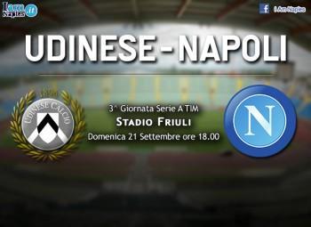RILEGGI IL LIVE – Udinese-Napoli 1-0 (72′ Danilo): azzurri ancora giù