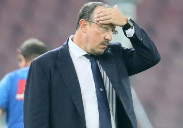 Una giornata particolare: squadra e arbitro, Benitez nervoso come non mai al Bentegodi