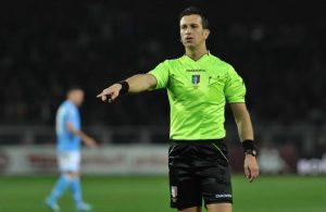 Serie A, 16esima giornata: sarà Doveri ad arbitrare Cagliari-Napoli