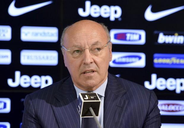 """Juventus, Marotta: """"Nessuno ha visto Sassuolo-Napoli, siamo carichi…"""""""