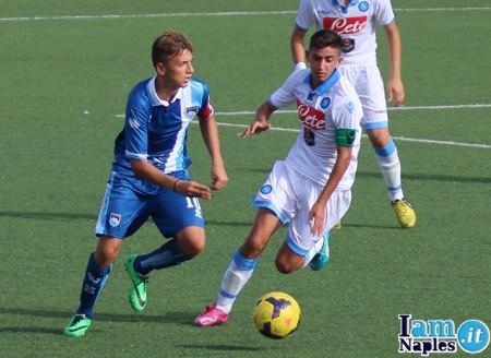 RILEGGI IL LIVE – Allievi Nazionali: Pescara-Napoli 0-2 (23′ s.t. Spavone; 40′+4′ s.t. Farina)